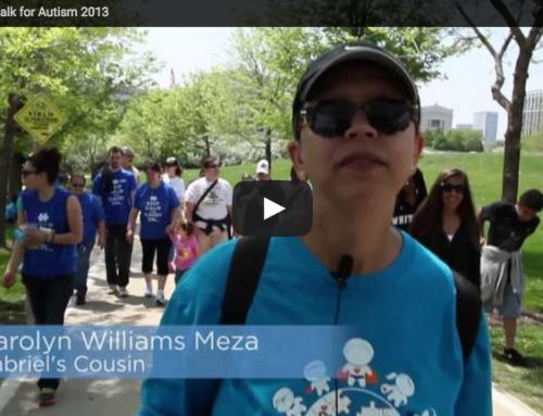 Team Gabriel's Horn Foundation – Walk Now for Autism Speaks 2013
